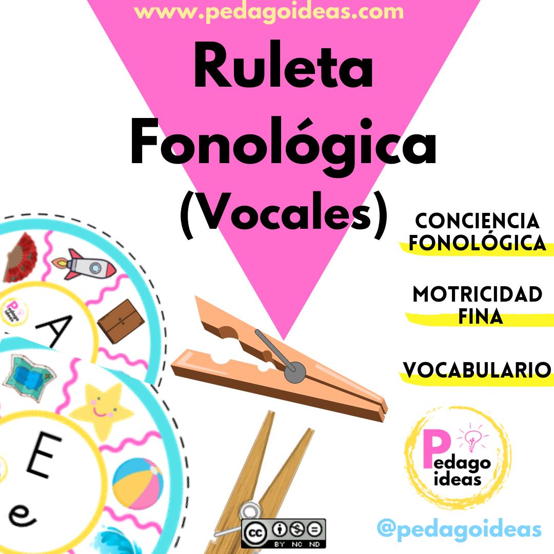 Conciencia Fonológica (Vocales)
