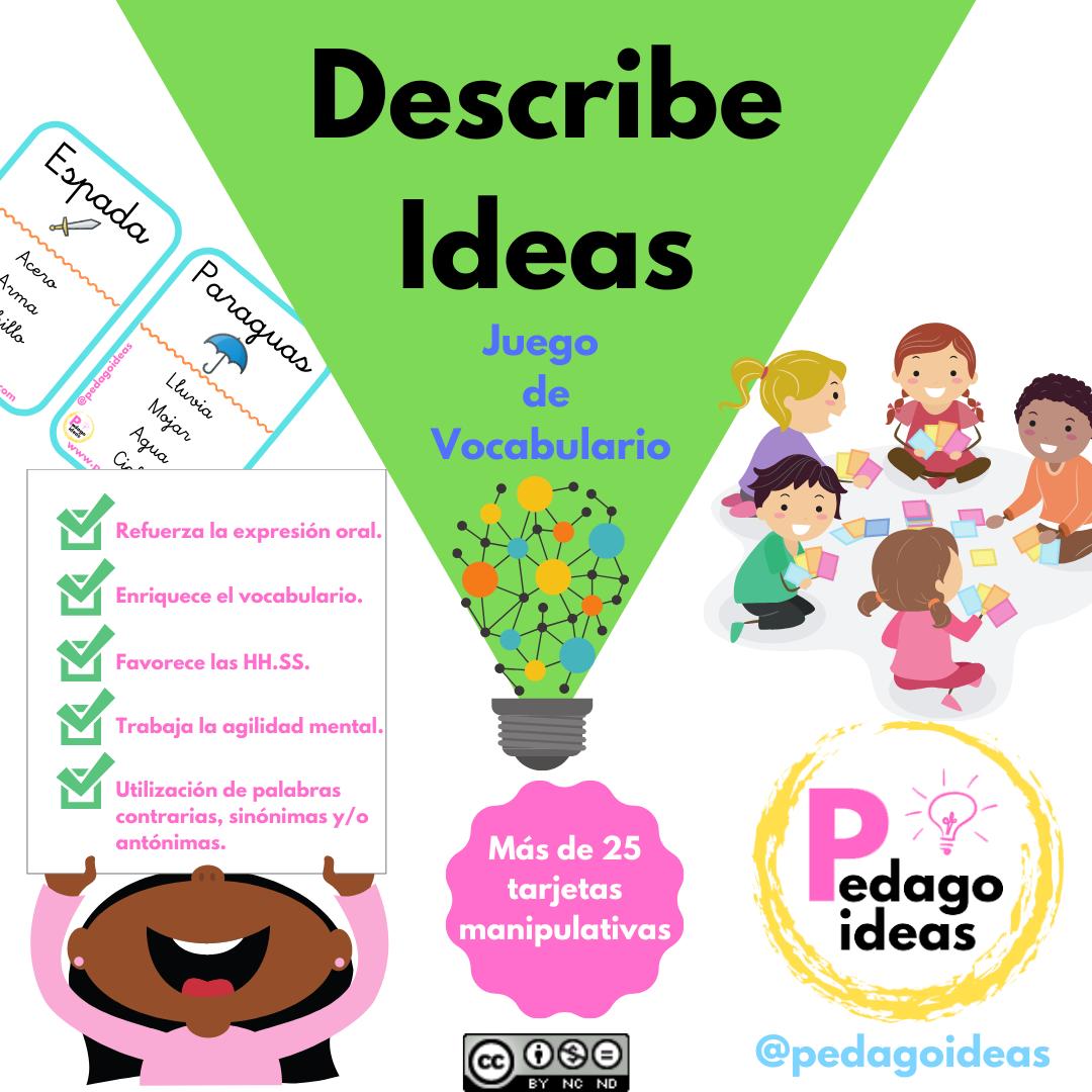 Describe Ideas